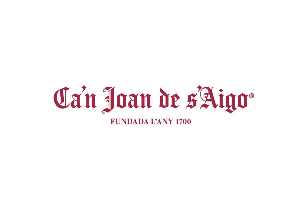 Nuevo logotipo de Ca'n Joan de s'Aigo
