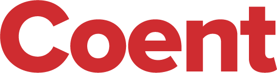 Logotipo de Coent Agencia de Branding